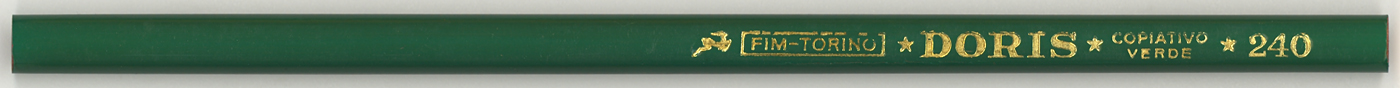 Doris Copiativo Verde 240