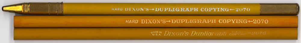 Dupligraph Copying 2070 Hard