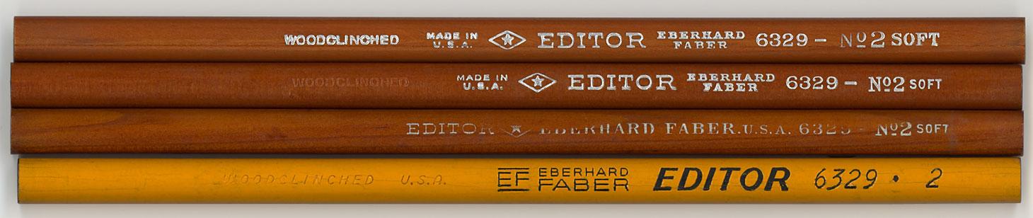 Editor 6329 No.2 Soft
