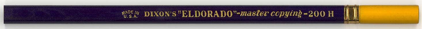 """""""Eldorado"""" Master Copying 200 H"""