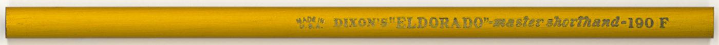 """""""Eldorado""""- master shorthand -190 F"""