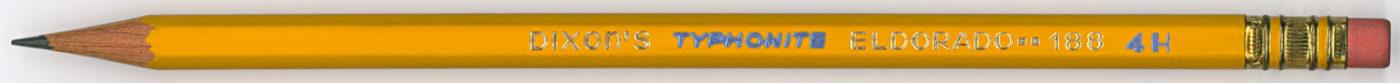 Eldorado 188 Typhonite 4H