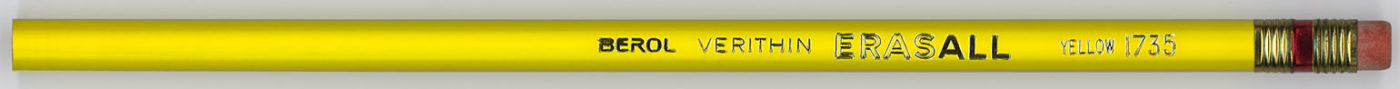Verithin ERASALL 1735 Yellow