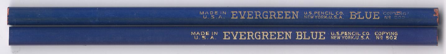 Evergreen Blue  502