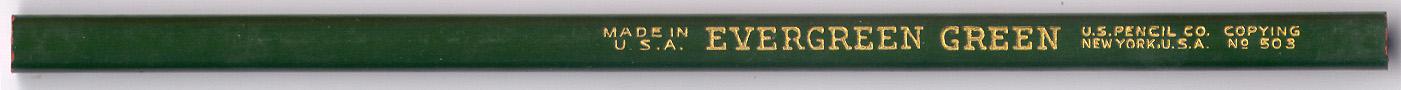 Evergreen Green 503