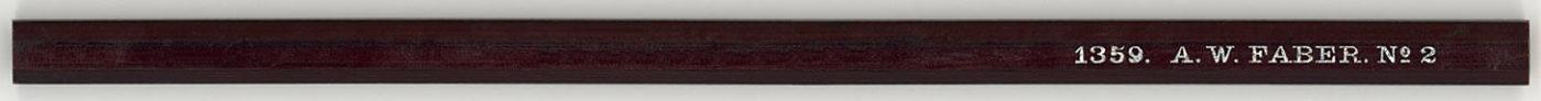 A.W. Faber 1359 No.2
