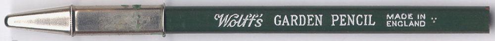 Garden Pencil