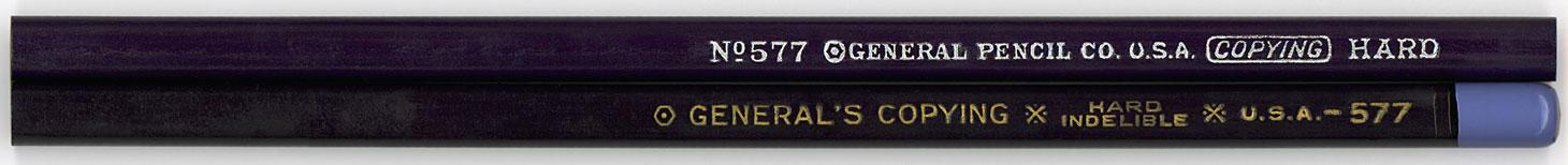 General's Copying 577 Hard