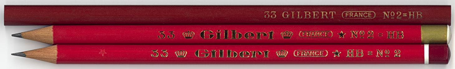 Gilbert 33 No.2 = HB