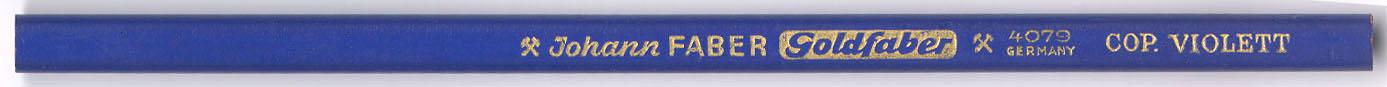 Goldfaber Cop.  4079 Violett