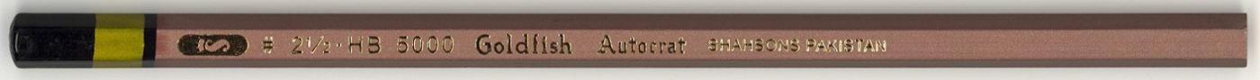 Goldfish Autocrat 5000 # 2 1/2-HB