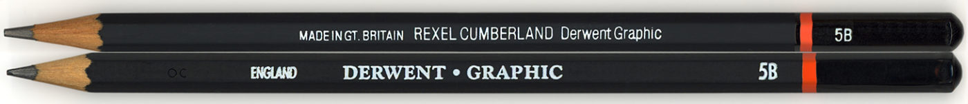 Derwent Graphic 5B