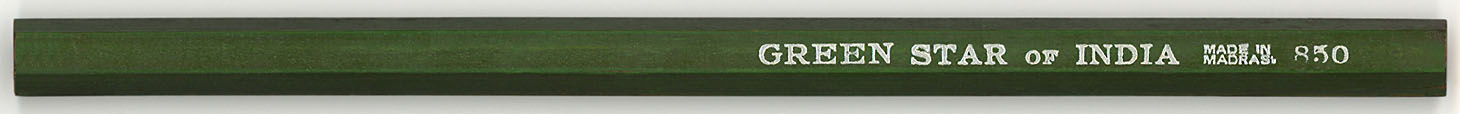 Star of India 850 Green