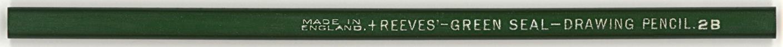 Green Seal Drawing Pencil 2B