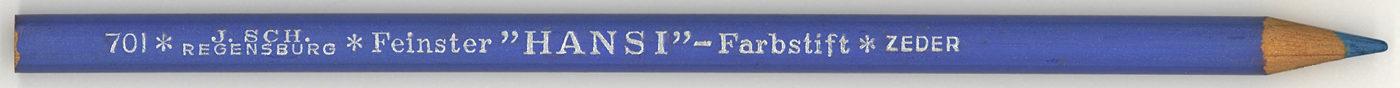 """""""Hansi"""" 701 Feinster Farbstift"""