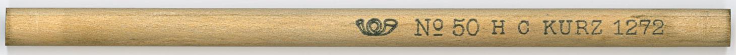 No. 50 H.C. Kurz 1272