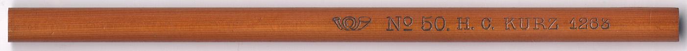 No. 50 H.C. Kurz 1263