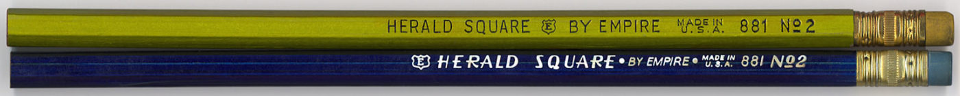 Herald Square 881 No.2