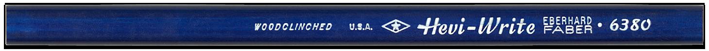 Hevi-Write pencil by Eberhard Faber
