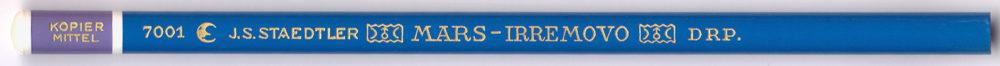 Mars-Irremovo Kopier 7001 Mittel