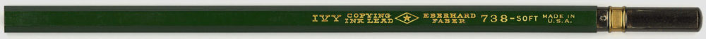 Ivy Copying Ink Lead 738-Soft