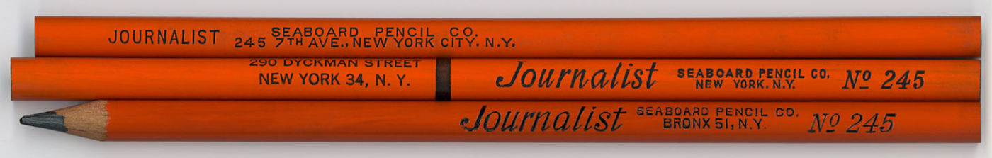 Journalist No. 245