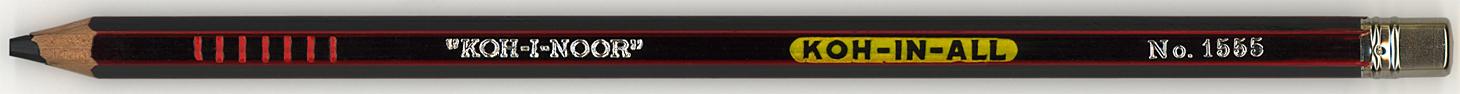 Koh-In-All No. 1555 Black