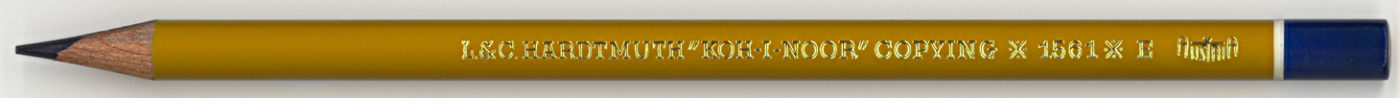 """Koh-I-Noor"" Copying 1561 E"