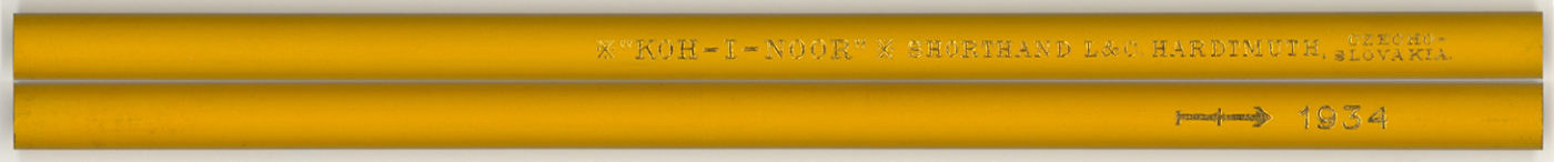 """Koh-I-Noor"" Shorthand"