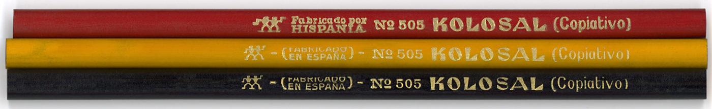 Kolosal Copiativo No. 505