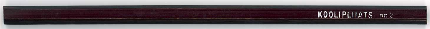 Koolipliiats no.2