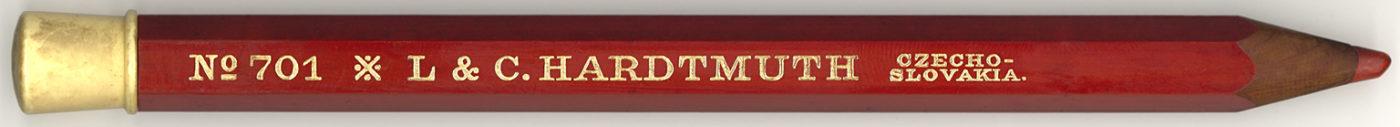 L&C Hardtmuth No. 701
