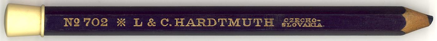 L&C Hardtmuth No. 702