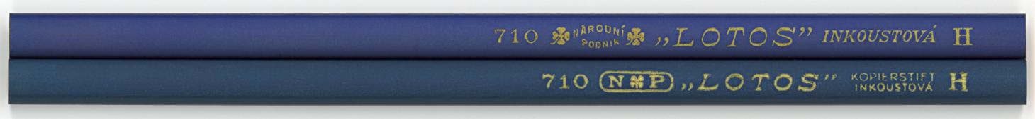 """""""Lotos"""" Inkoustova 710 H"""