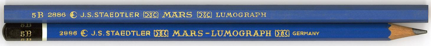 Mars Lumograph 2886 5B