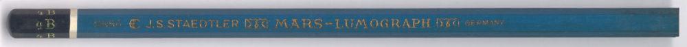 Mars Lumograph 2886 4B