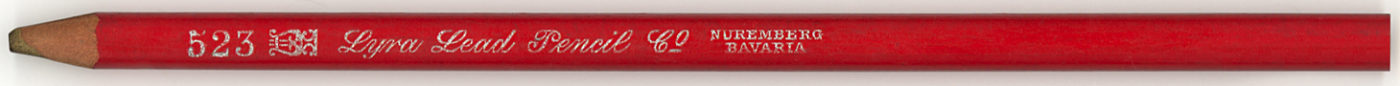 Lyra Lead Pencil Co. 523