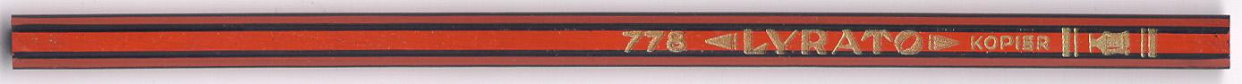 Lyrato Kopier 778