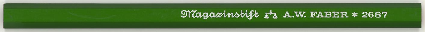 Magazinstift  2687