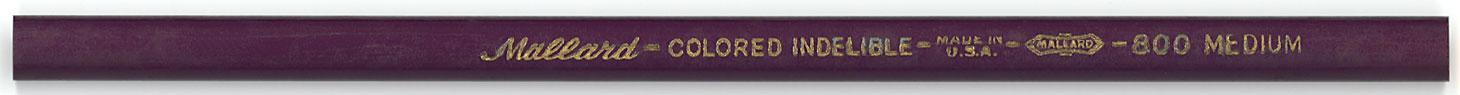 Colored Indelible 800 Medium