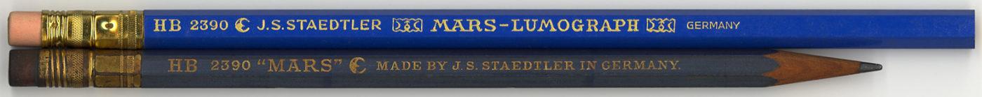 Mars-Lumograph 2390 HB