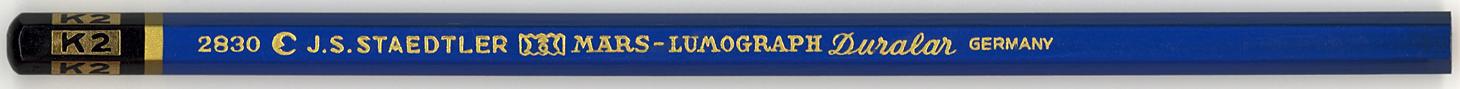 Mars  Lumograph Duralar 2830 K2