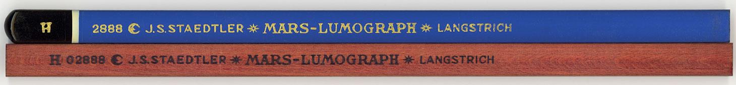 Mars-Lumograph 2888 H