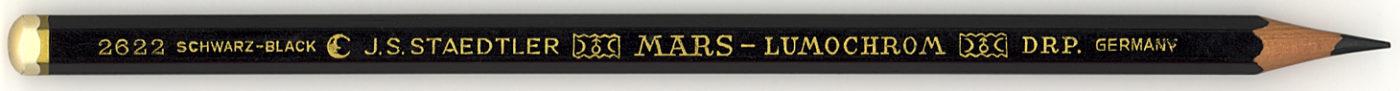 Mars-Lumochrom 2622 Schwarz