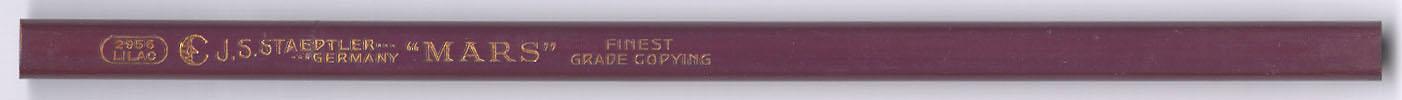 """Mars"" 2956 Copying Lilac"