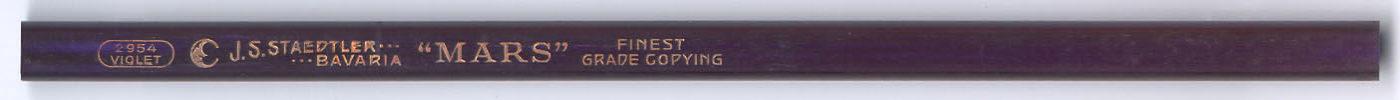 """""""Mars"""" 2954 Copying Violet"""