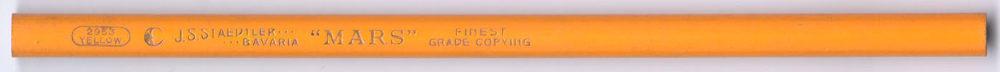 """Mars"" 2953 Copying Yellow"