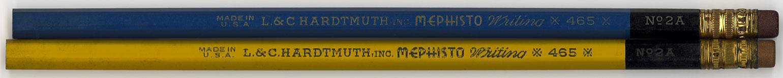 Mephisto Writing 465 No.2A