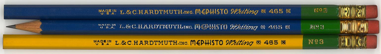 Mephisto Writing 465 No.3