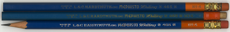 Mephisto Writing 465 No.4